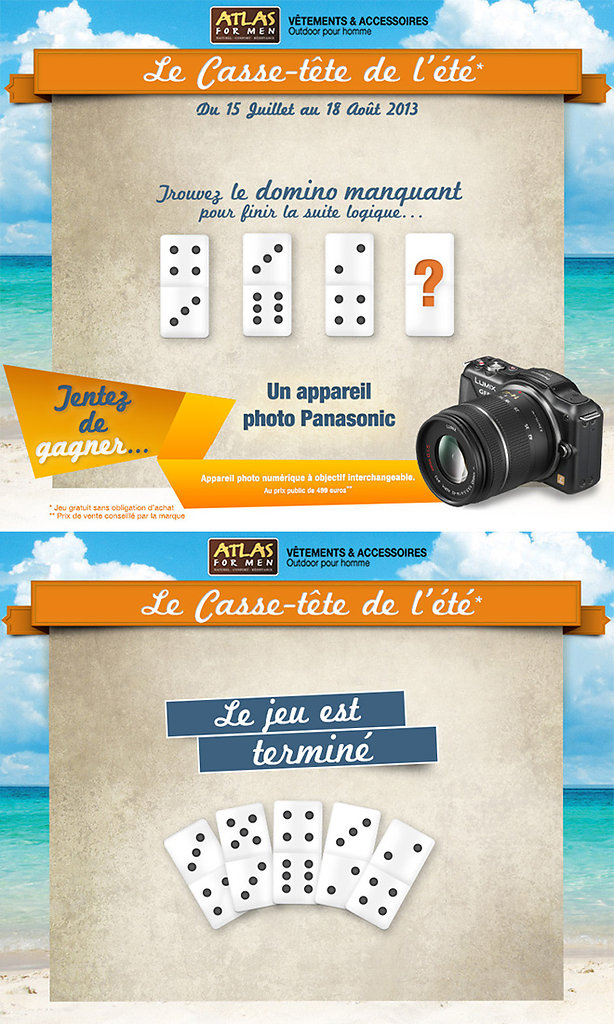 cREATION DE jEU POUR FACEBOOK